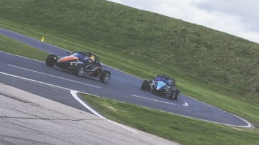 Overclockers UK Racing Series - Palmer Sport Ariel Atom