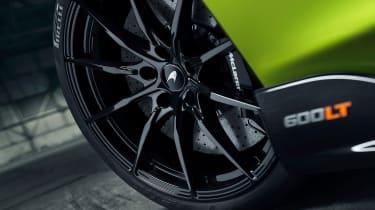McLaren 600LT Spider wheel