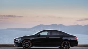 Mercedes CLA 2019 revealed - profile