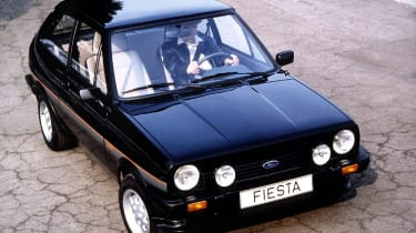 Ford Fiesta XR2: UK's best selling car ever