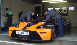 AmD Technik KTM X-Bow