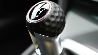 2013 VW Golf GTI mk7 golf ball gearknob stick manual