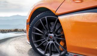 McLaren winter tyres