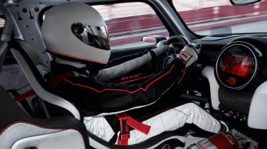 Mini John Cooper Works GP Concept - driver