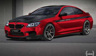 Manhart Racing tuned BMW M6