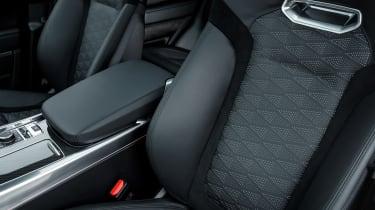 Range Rover Sport SVR seats
