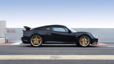 Lotus Exige LF1 special edition launched