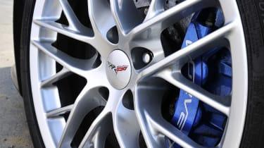 Corvette ZR1 wheel