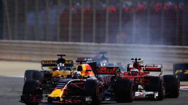 Bahrain Gran Prix 2017 - RB