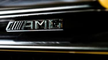Mercedes AMG A35 - badge