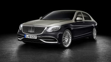 Mercedes-Maybach S 650 Saloon - front
