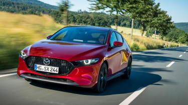 New Mazda 3 Skyactiv-X 2019 review