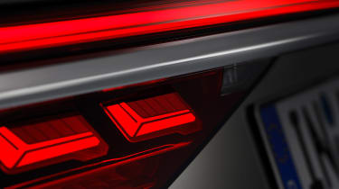 All-new Audi A8 - tail lights