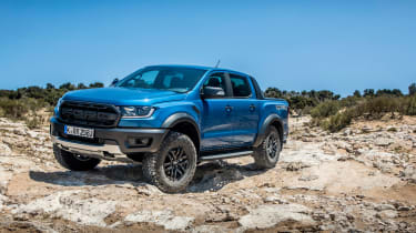 Ford Ranger Raptor - static