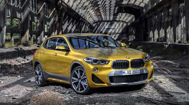BMW X2 M Sport X - front quarter