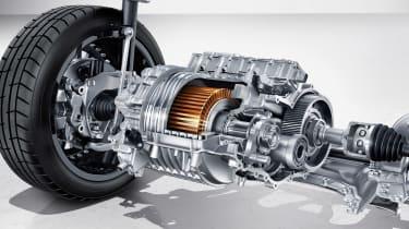 Mercedes-Benz EQA motor