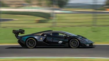 Lamborghini Essenza SCV12 – side
