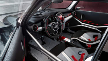 Mini John Cooper Works GP Concept - interior