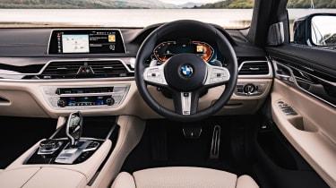BMW 7-series 2019 interior