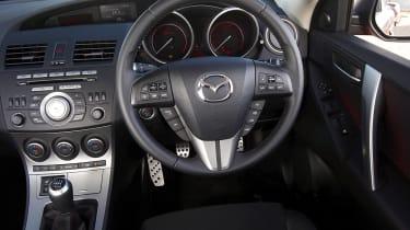 Mazda 3 MPS interior