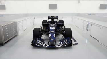 Red Bull RB14 front