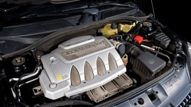 Renaultsport Clio 182 engine