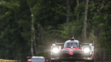 Le Mans 2017 Toyota TS050 Hybrid
