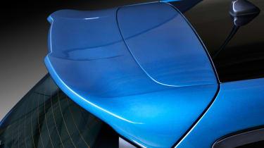2017 Ford Fiesta ST - spoiler