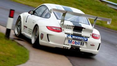 Porsche 911 GT3 Cup racing car