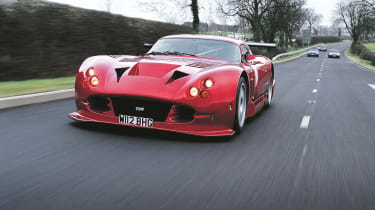 TVR Cerebra Speed 12