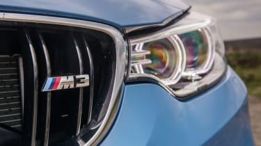 BMW M3 - Headlight