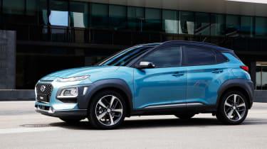 Hyundai Kona - profile