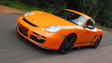 Parr Porsche Cayman S Turbo