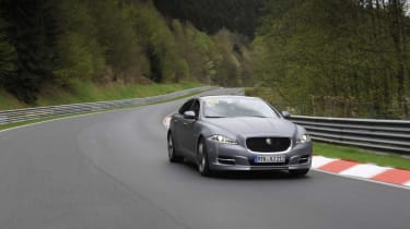 Jaguar to offer 'Ring Taxi'