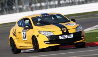 ARDS Test at Silverstone