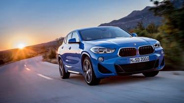 BMW X1 M Sport - front quarter