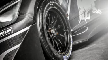 Pikes Peak Peugeot 208 T16 wheel tyre