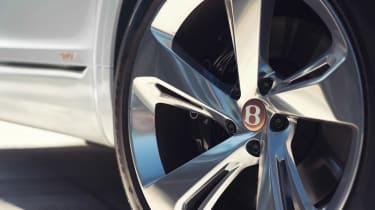 Bentley Bentayga PHEV - wheels
