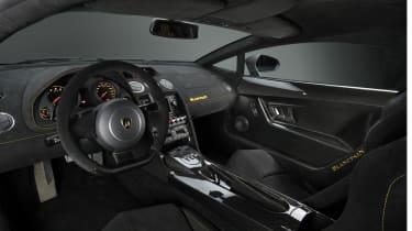 Lamborghini Gallardo LP570-4 Blancpain Edition