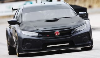2018 Civic Type R BTCC - nose