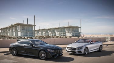 Mercedes-AMG S36 Coupe - static