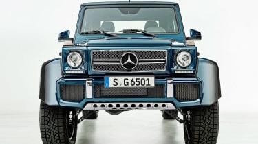 Mercedes-Maybach G650 Landaulet - front