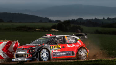 WRC Rally Germany - Citroen C3