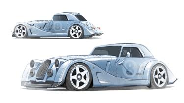 Morgan Plus 8 GTR main