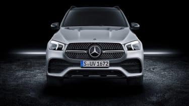 Mercedes GLE AMG-line - nose