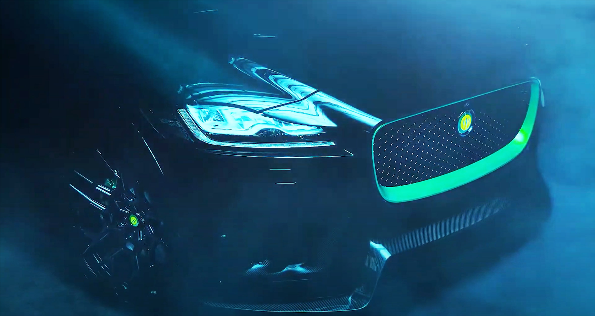 ​Lister Stealth previewed – a 666bhp Jaguar F-Pace