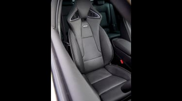 Vauxhall Insignia Grand Sport GSi BiTurbo – seat