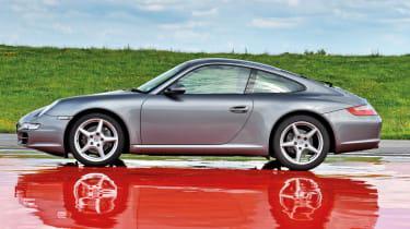 Porsche 911 group test conclusion