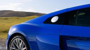 Audi R8 V10 RWS – Side