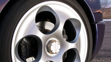 Koenigsegg CC8S wheel